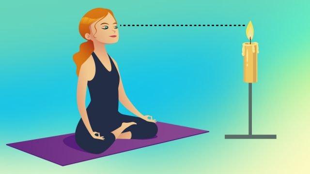 Bài tập cải thiện khả năng tập trung của mắt