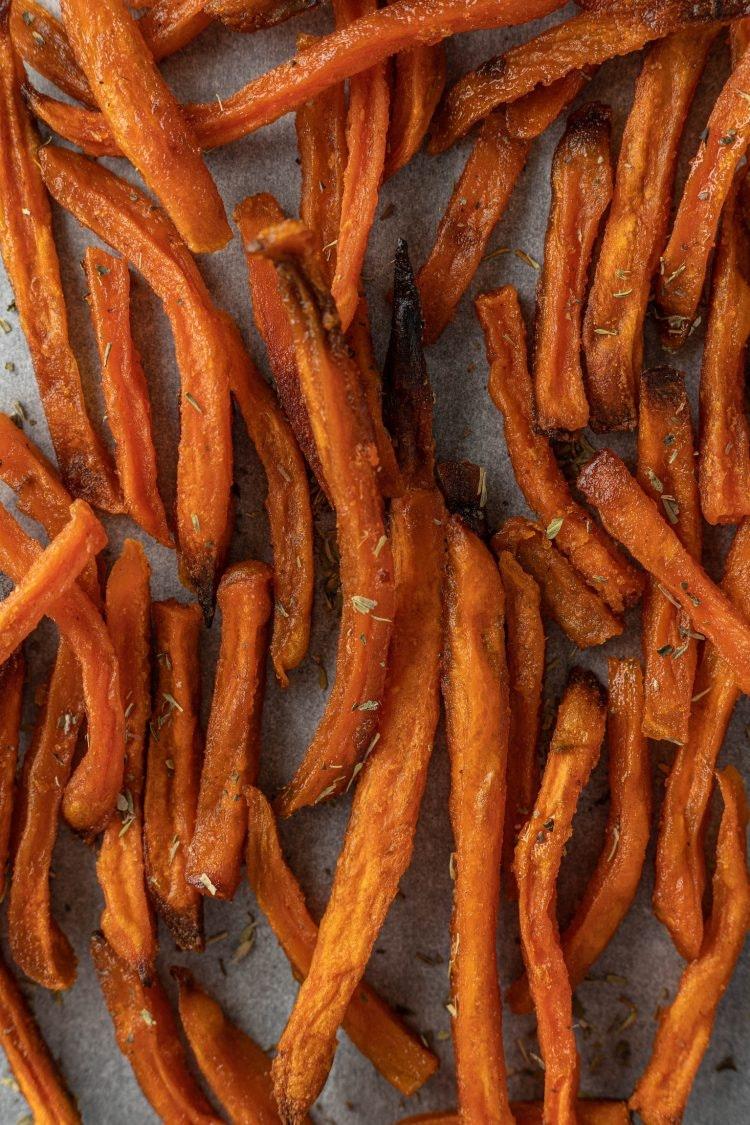 Khoai lang nướng ăn vặt giảm cân