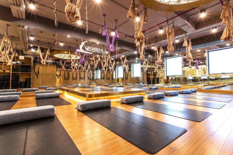 Địa điểm tập yoga