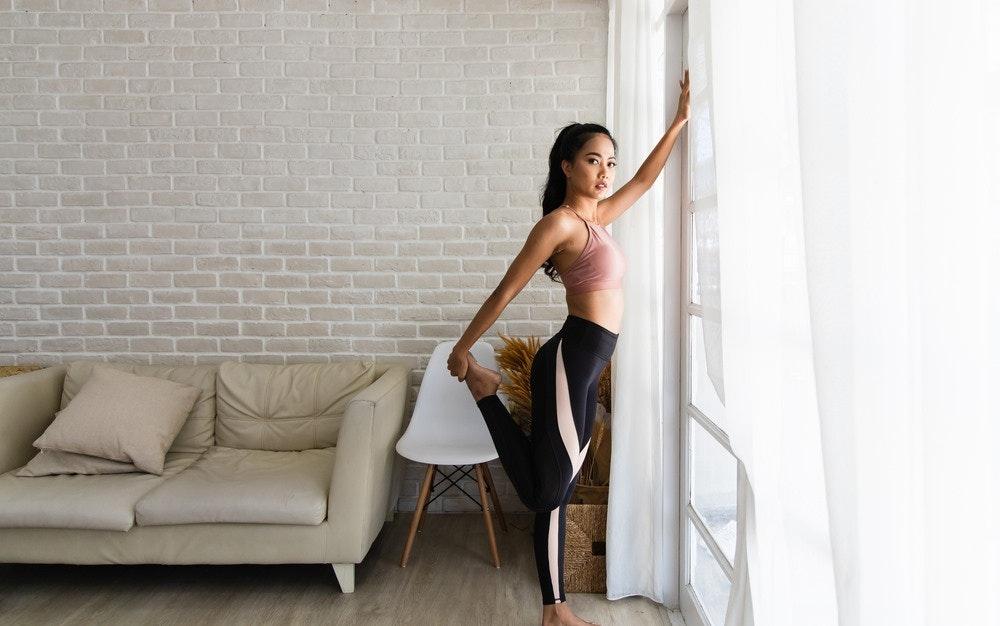 Các động tác giãn cơ giúp hạn chế nguy cơ chấn thương