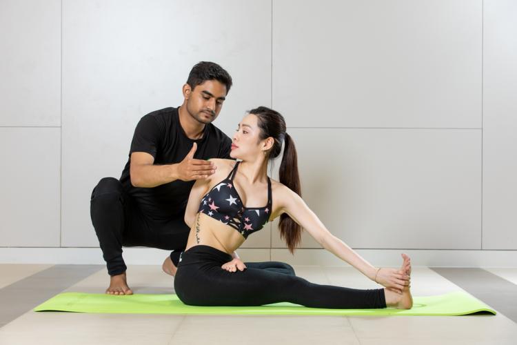 yoga cho người mới