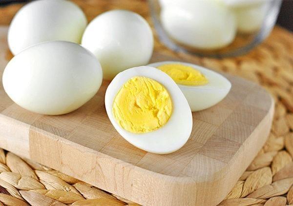 Trứng là thực phẩm giàu đạm