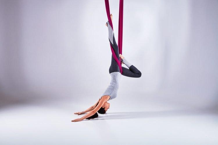 lưu ý khi tập yoga võng