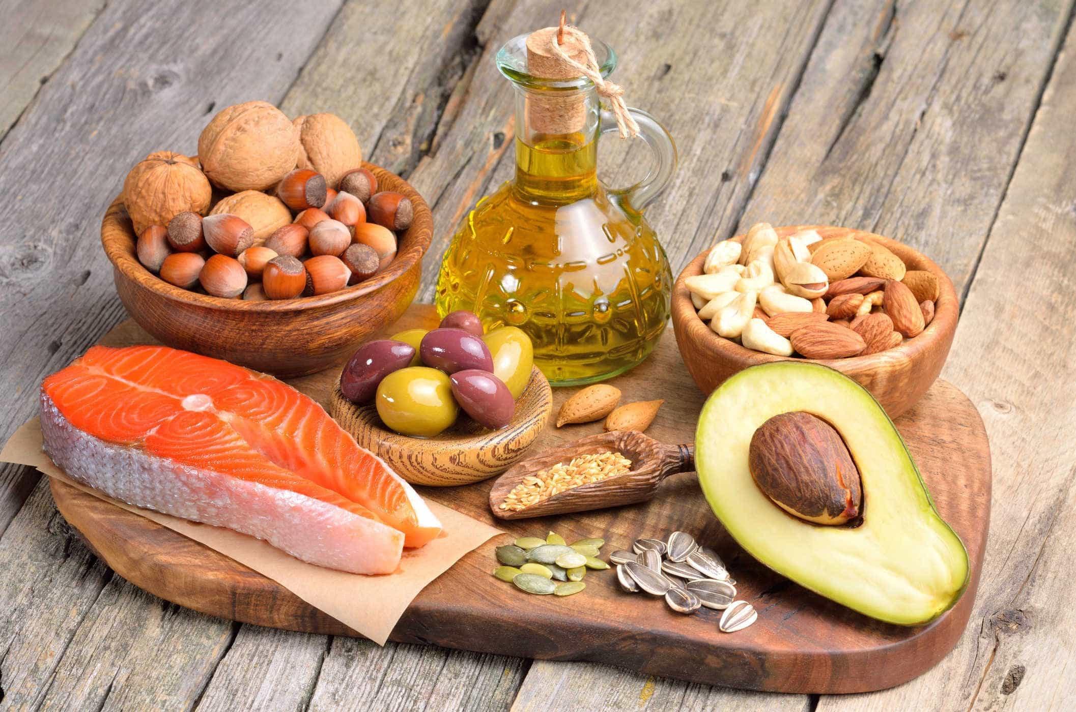 Top 6 loại thực phẩm giàu chất béo có lợi cho người tập gym • Leep.app