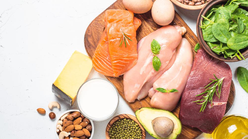 protein cho người tập thể hình và cơ thể của người trưởng thành
