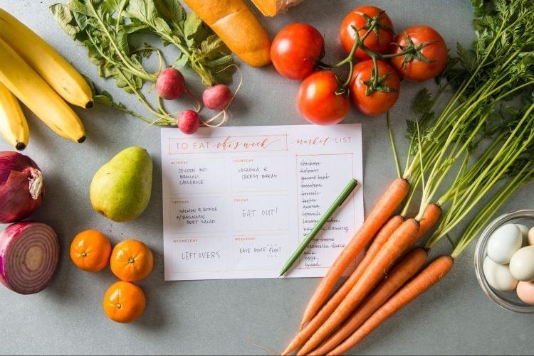 Dữ liệu dinh dưỡng