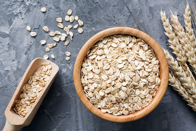 Yến mạch là một trong những loại ngũ cốc tăng cân