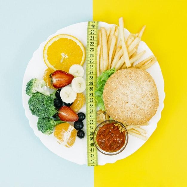 giảm khẩu phần ăn