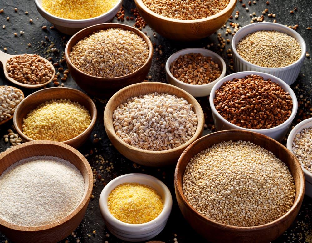 ngũ cốc giúp tăng cân hiệu quả