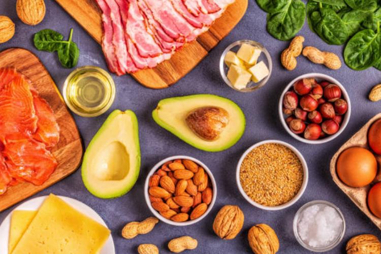 thực phẩm giàu chất béo lành mạnh