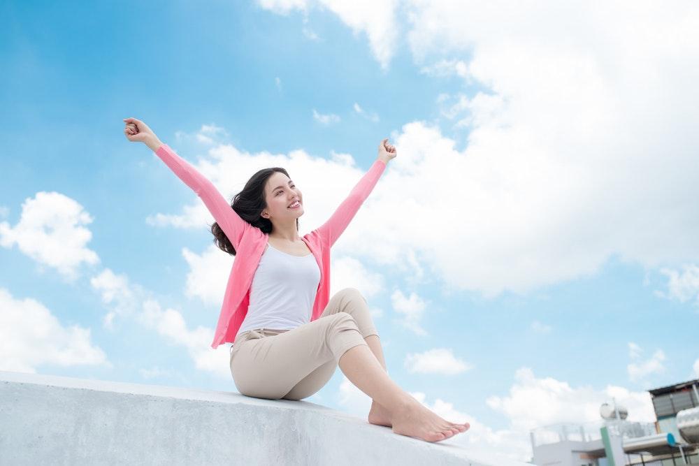 thay đổi từ yoga