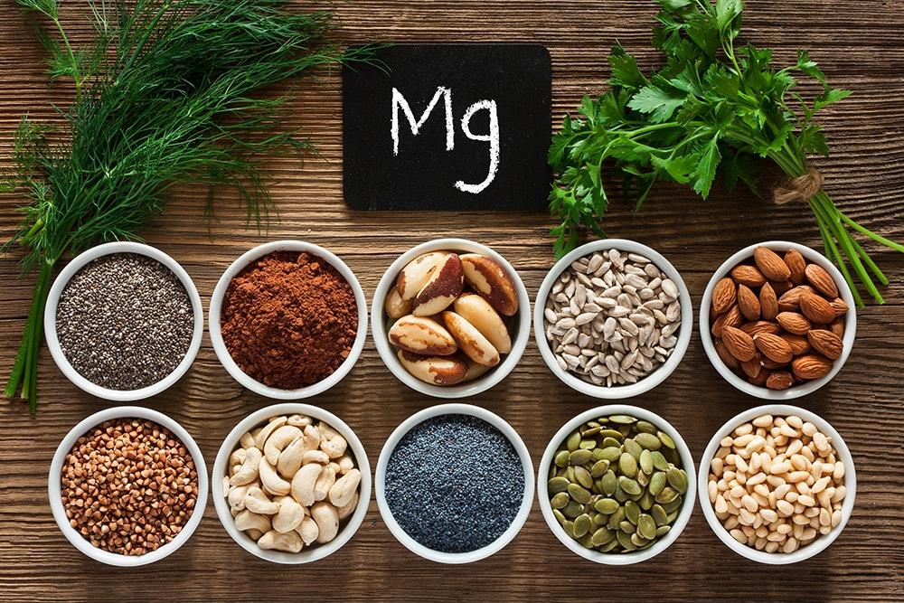 thực phẩm mg
