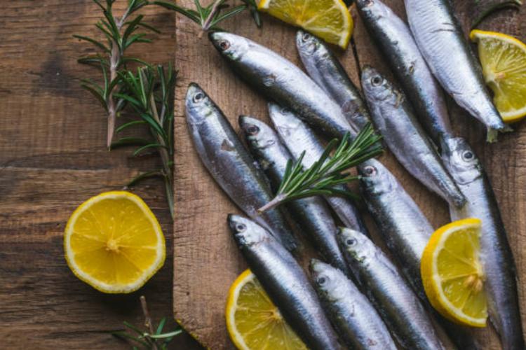 Cá mòi chứa hàm lượng nhỏ hầu hết các dưỡng chất cần thiết cho cơ thể